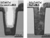 近藤研究室 超臨界CO2を利用して 微細トレンチを有する基盤に Cu薄膜を成膜した例